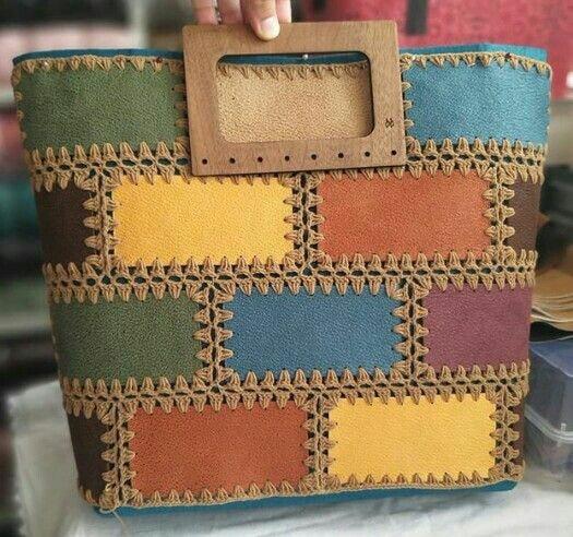bolsos bonitos señora