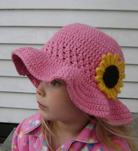 Sombreros Románticos para tu nena