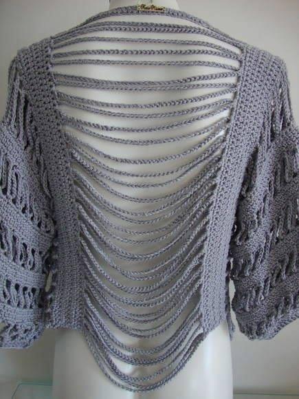 La cadeneta de crochet de Moda