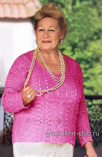 tallas grandes crochet