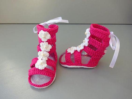 15 Sandalias de moda para tu bebita